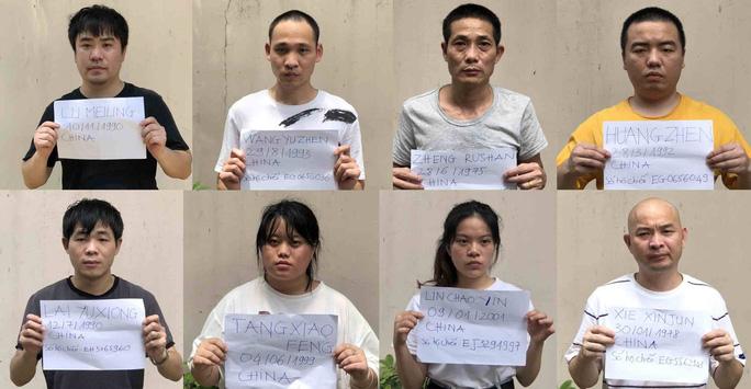 Phát hiện người Trung Quốc nhập cảnh trái phép mắc Covid-19 tại TP.HCM