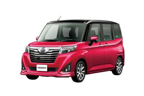 9. Toyota Roomy (doanh số: 6.528 chiếc).