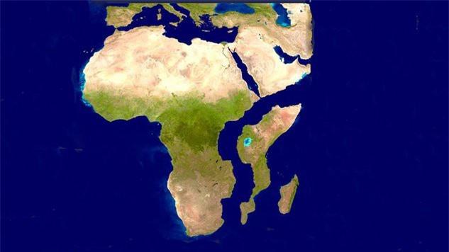 Các nhà khoa học phát hiện Châu Phi đang tách ra làm đôi, sắp sửa hình thành một đại dương mới? - Ảnh 3.