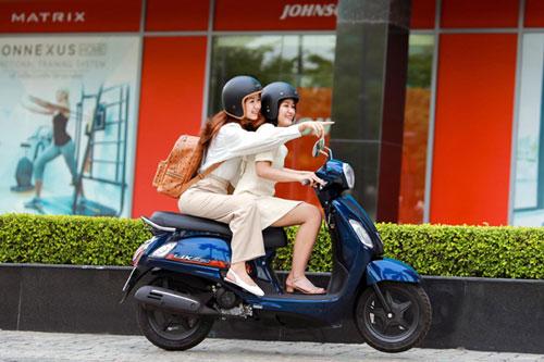 Xe ga đẹp mê ly, giá 25,2 triệu đồng tại Việt Nam