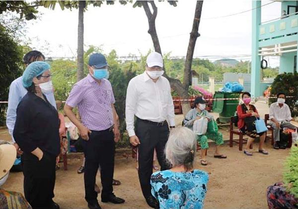 Đà Nẵng: Xét nghiệm gộp nhóm một số khu nhà trọ có đông công nhân, người thuê trọ