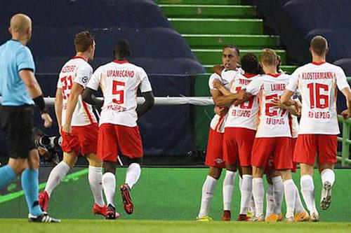 Những điểm nhấn đáng chú ý trong trận RB Leipzig hạ gục Atletico