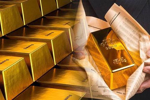 """Vàng """"lên lên - xuống xuống"""" chóng mặt, khi nào nên mua để đầu tư?"""