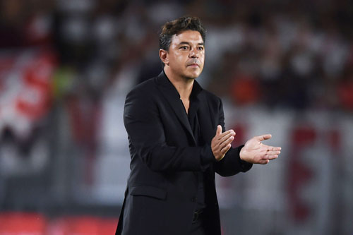 10. Marcelo Gallardo (River Plate).