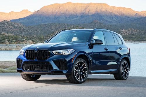 2. BMW X5M 2020.
