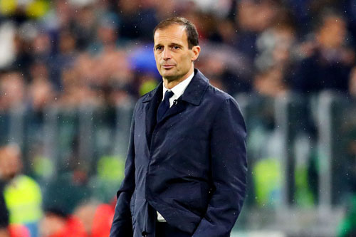 3. Massimiliano Allegri (tự do).