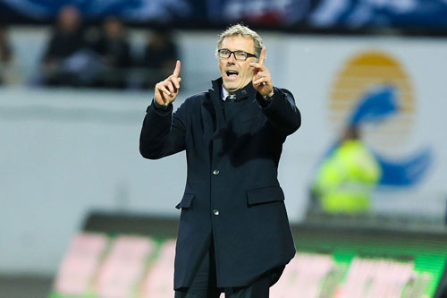 6. Laurent Blanc (tự do).