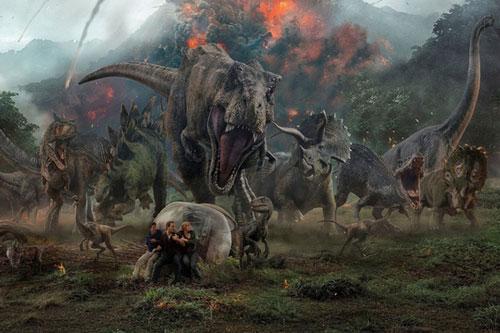 'Jurassic World' chi 9 triệu USD chống dịch Covid-19