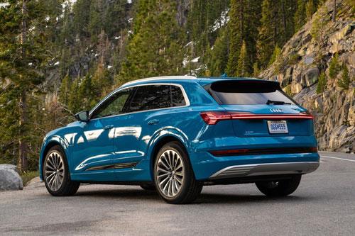 7. Audi e-tron 2020.
