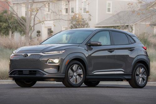 9. Hyundai Kona Electric 2020.