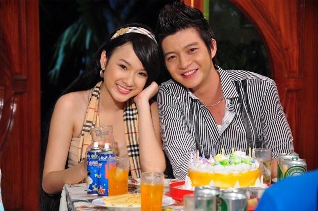 Dàn sao phim Tiểu thư đi học: Angela Phương Trinh ăn chay, Thiên Long rời showbiz - Ảnh 11.