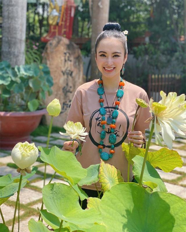 Dàn sao phim Tiểu thư đi học: Angela Phương Trinh ăn chay, Thiên Long rời showbiz - Ảnh 4.