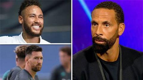 Ferdinand chỉ trích từ BLĐ Barca tới Messi sau thất bại trước Bayern