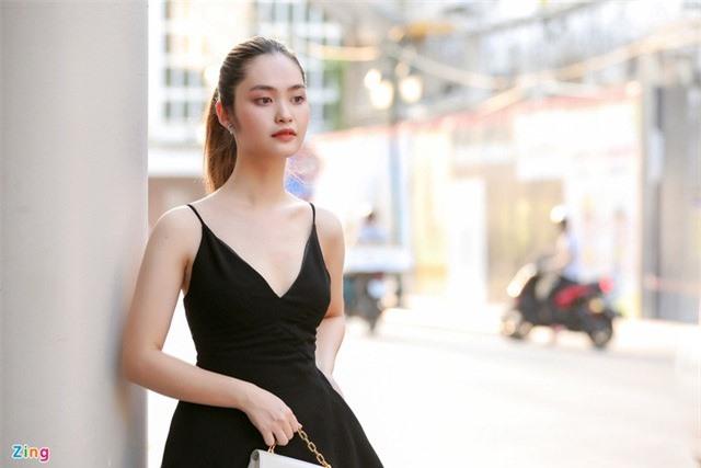Nhan sắc đời thường của cô gái dân tộc Tày thi Hoa hậu Việt Nam - Ảnh 1.