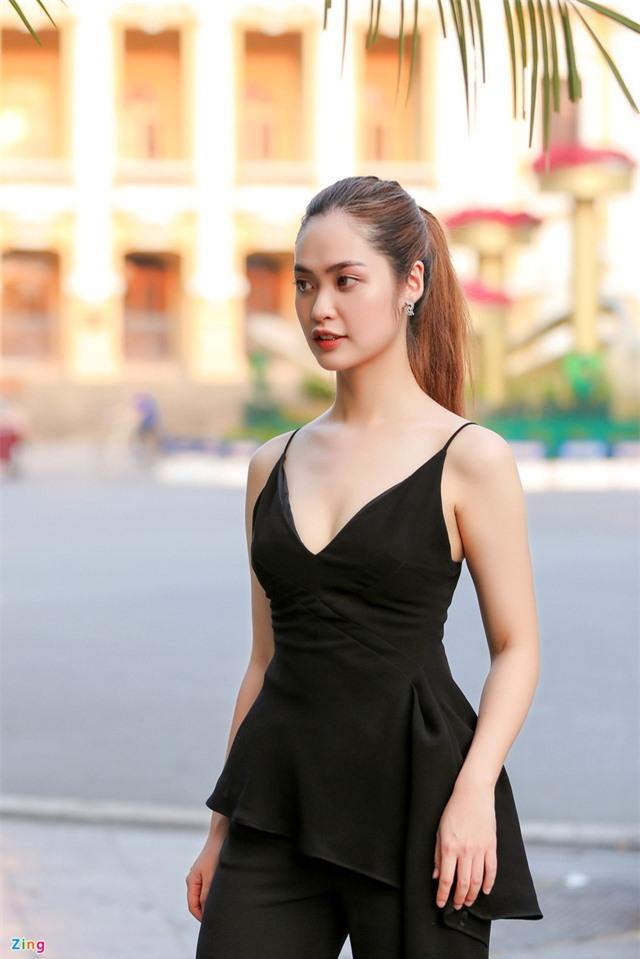 Nhan sắc đời thường của cô gái dân tộc Tày thi Hoa hậu Việt Nam - Ảnh 4.