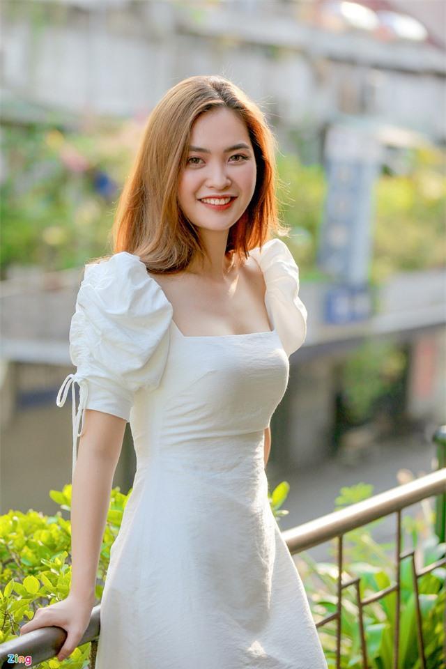 Nhan sắc đời thường của cô gái dân tộc Tày thi Hoa hậu Việt Nam - Ảnh 6.