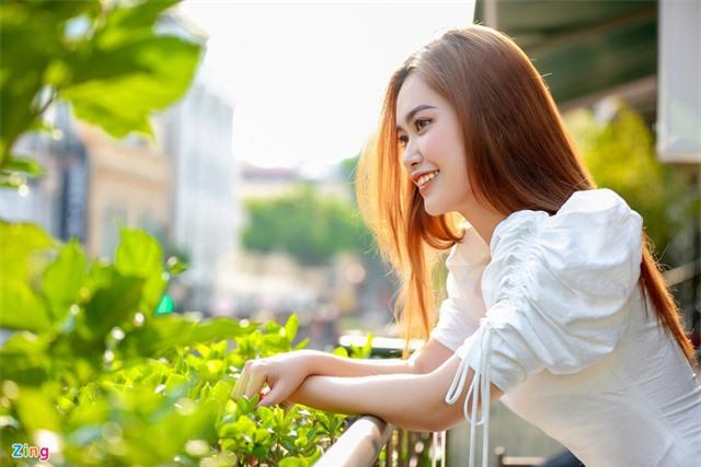 Nhan sắc đời thường của cô gái dân tộc Tày thi Hoa hậu Việt Nam - Ảnh 7.