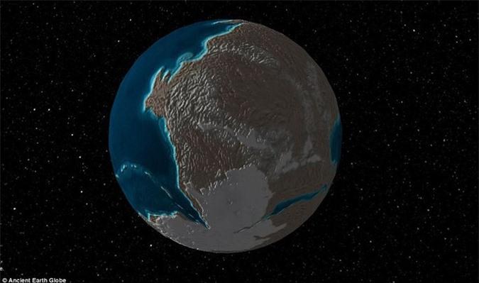 Trái đất 600 triệu năm trước như thế nào? - Ảnh 1.