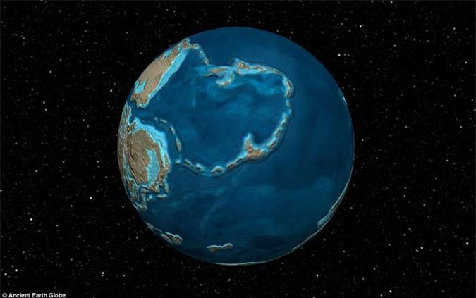 Trái đất 600 triệu năm trước như thế nào? - Ảnh 2.