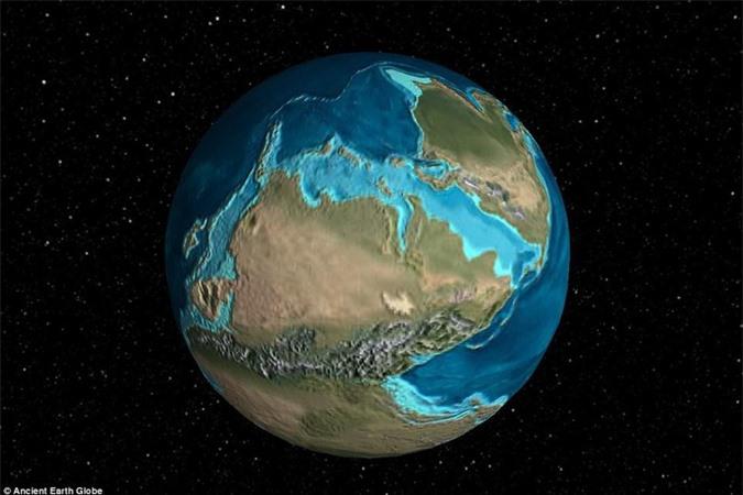 Trái đất 600 triệu năm trước như thế nào? - Ảnh 3.