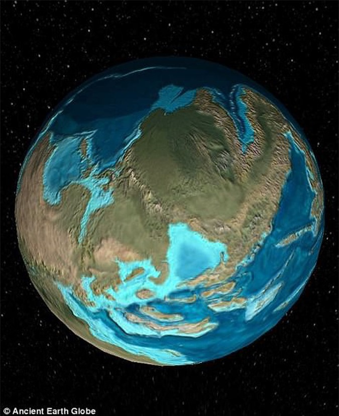 Trái đất 600 triệu năm trước như thế nào? - Ảnh 4.