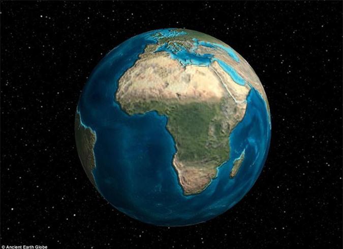 Trái đất 600 triệu năm trước như thế nào? - Ảnh 5.