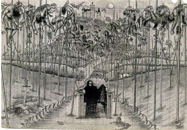 Cuộc đời Bá tước Dracula độc ác có thật trong lịch sử 4