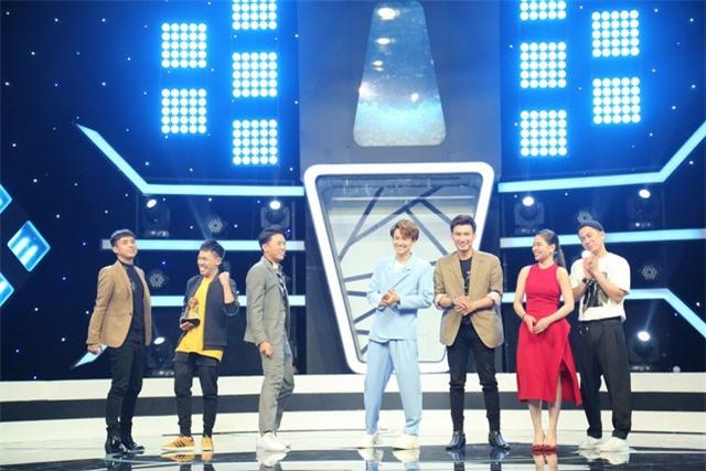 Hồ Quang Hiếu tiết lộ lí do mời Anh Đức đóng phim vì… mặt mụn - Ảnh 2.