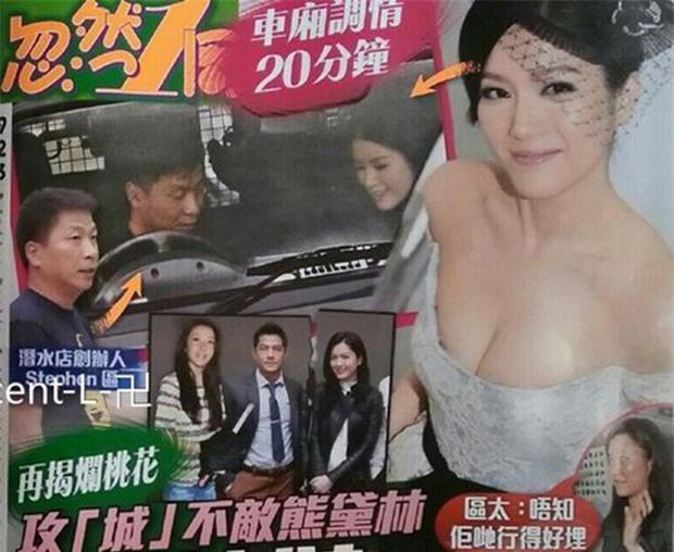 Hoa hậu ân ái trong xe hơi bị TVB ghẻ lạnh vì nặng 85kg bây giờ ra sao? - Ảnh 5
