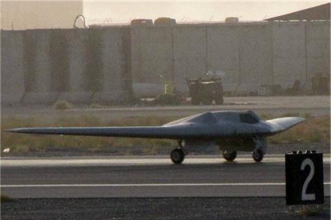 My lan dau dung lai RQ-170 tu khi bi Iran tom gon