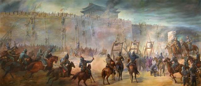 Mông Cổ là đế chế vĩ đại nhất trong lịch sử loài người.