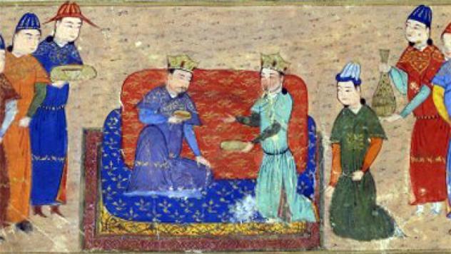 Trong xã hội Mông Cổ, người phụ nữ được coi trọng