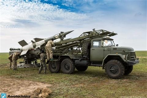 Ukraine: Ban S-300 toi tan de dung S-125 loai bien