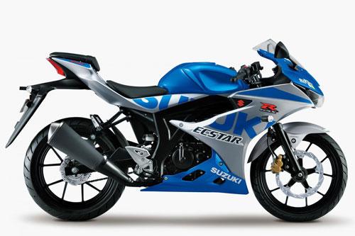 10. Suzuki GSX-R125 2020 (giá: 4.965 USD).