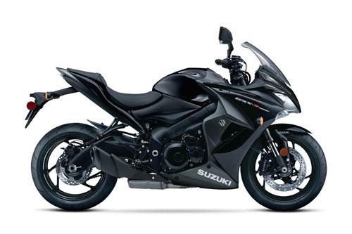 2. Suzuki GSX-S1000F 2020 (giá: 12.899 USD).