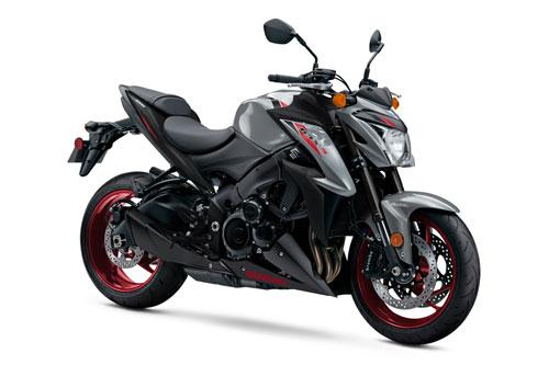 3. Suzuki GSX-S1000 2020 (giá: 11.099 USD).
