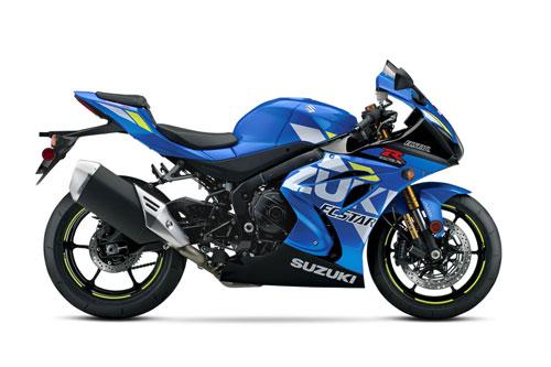 5. Suzuki GSX-R1000R 2020 (giá: 17.699 USD).