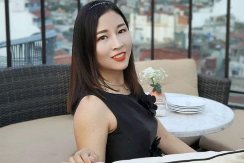 CEO Nguyễn Thu Hiền - Tổng Giám đốc Công ty TNHH TM và QC Chìa Khóa Vàng.