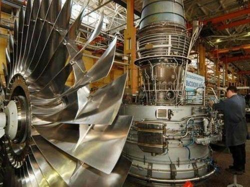 Động cơ máy bay là sản phẩm chủ đạo của Motor Sich. Ảnh: TASS.