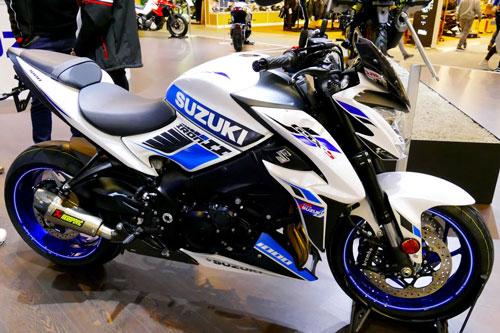 8. Suzuki GSX-S1000 IRON 2 2020 (giá: 15.620 USD).