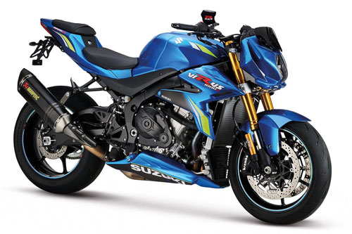 9. Suzuki GSX R1000 Virus 2020 (giá: 24.195 USD).
