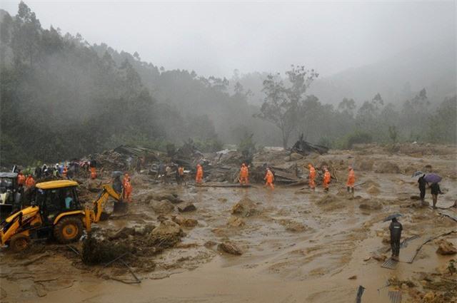 Châu Á chịu tác động nặng nề nhất từ biến đổi khí hậu - Ảnh 1.