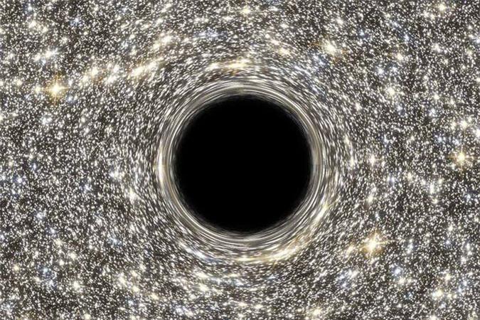 Có một hệ mặt trời lỗ đen sở hữu… 10.000 hành tinh? - Ảnh 1.