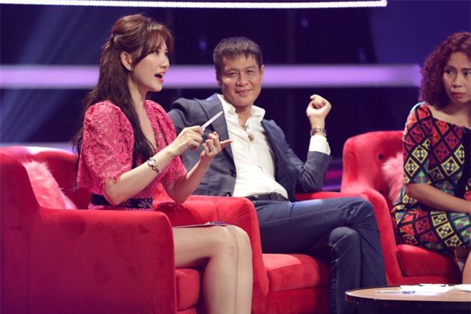 Hari Won thừa nhận gu của mình là... trai đểu - Ảnh 2.