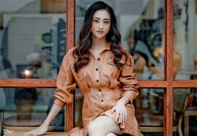 Hoa hậu Lương Thùy Linh: 'Tôi không chỉ có đôi chân dài 1,22 m' - Ảnh 1.