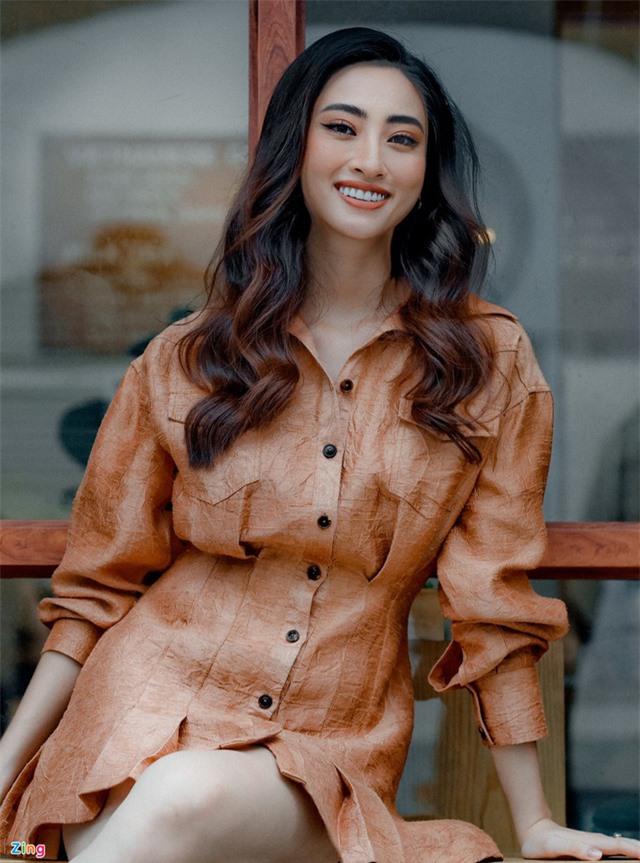 Hoa hậu Lương Thùy Linh: 'Tôi không chỉ có đôi chân dài 1,22 m' - Ảnh 4.