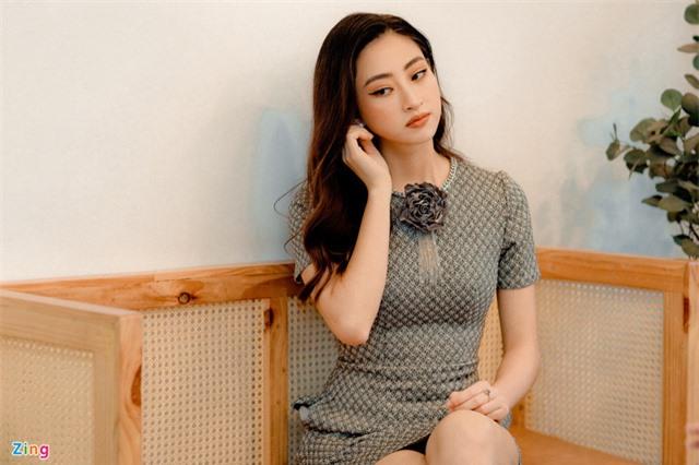 Hoa hậu Lương Thùy Linh: 'Tôi không chỉ có đôi chân dài 1,22 m' - Ảnh 7.