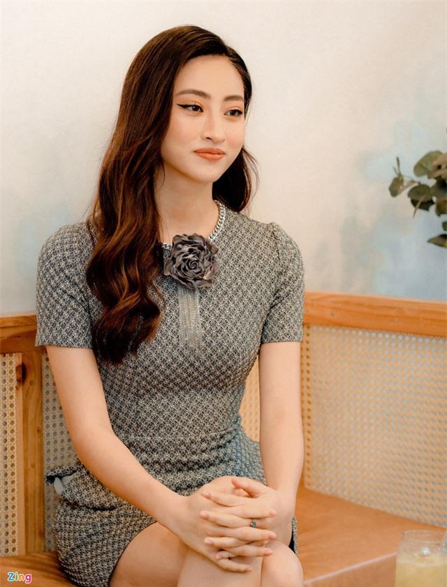 Hoa hậu Lương Thùy Linh: 'Tôi không chỉ có đôi chân dài 1,22 m' - Ảnh 8.