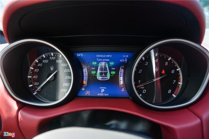 Chi tiet Maserati Levante tai VN, SUV hang sang gia tu 5, 5 ty dong anh 10