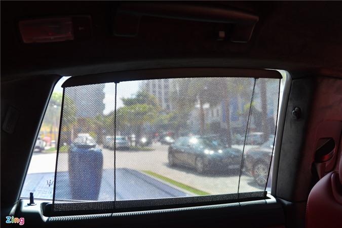 Chi tiet Maserati Levante tai VN, SUV hang sang gia tu 5, 5 ty dong anh 13
